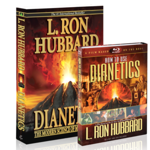 Dianetics Auditing. DVDBook1